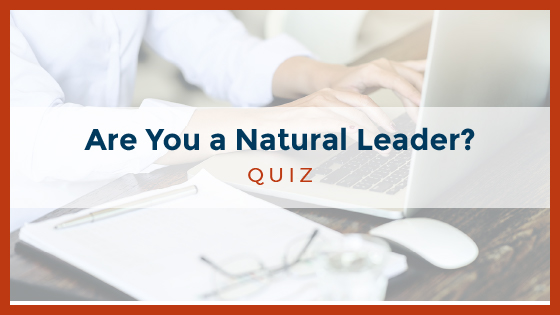 Are You a Natural Leader?