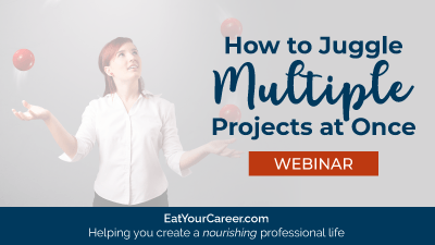 How to Juggle Multiple Projects at Once
